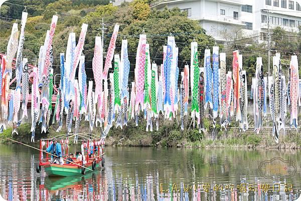 20160409日本九州親子7日自由行Day4-2佐賀@井上川鯉魚旗祭-13.jpg