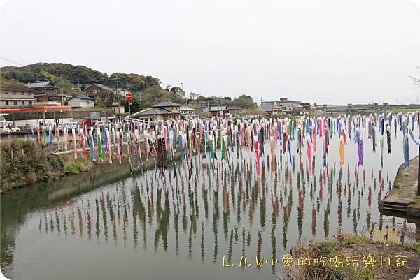 20160409日本九州親子7日自由行Day4-2佐賀@井上川鯉魚旗祭-19.jpg