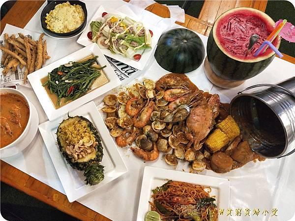 20190115曼谷美食@AlohaHot & Juicy手抓海鮮-07.jpg