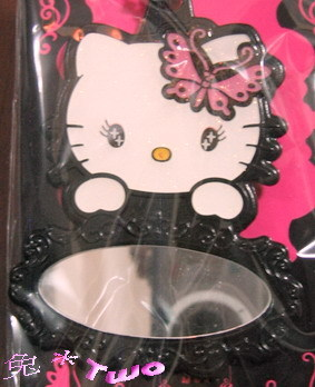 kitty吊飾鏡