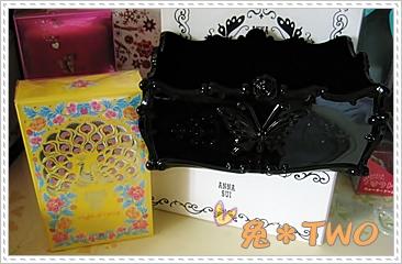AS香水與盒