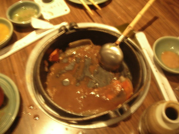 超愛的壽喜燒鍋底:D