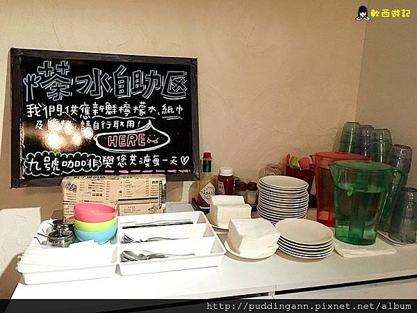 (已歇業)[食記]台北新店大坪林站 NUMBER NINE 溫馨木質美式餐廳 自己的漢堡自己配料 *附菜單 WIFI 免服務費*