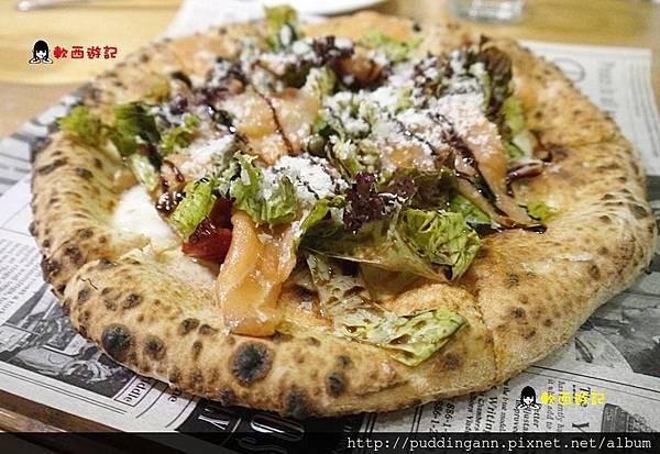 [食記]桃園南崁 Green House Pizzeria美味義大利餐廳 義大利麵Pizza現點現做 *附菜單 WIFI 不限時*