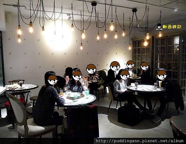 [食記]台北大安區 September Cafe九月咖啡 雲朵咖啡廳 各式可愛立牌女孩下午茶聚會好所在 *附菜單 WIFI* 下午茶/早午餐/輕食/燉飯/義大利麵 仁愛圓環美食