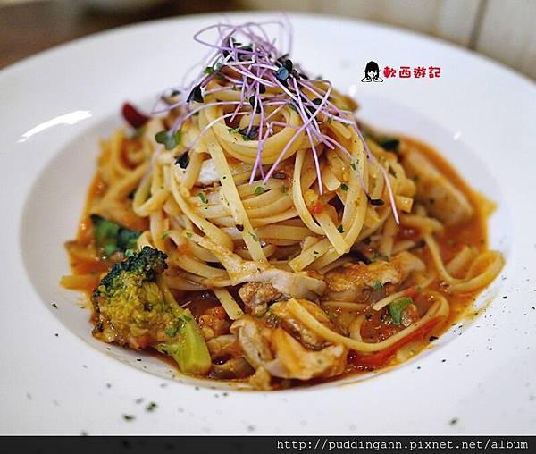 P1460338香辣茄汁雞肉細扁麵.JPG