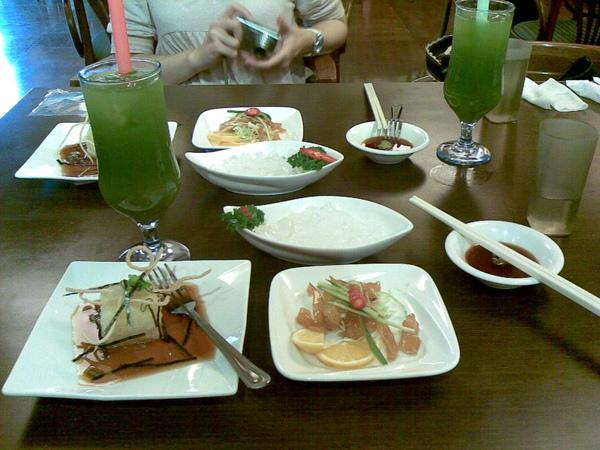 第一天晚餐-曼波魚風味餐-01