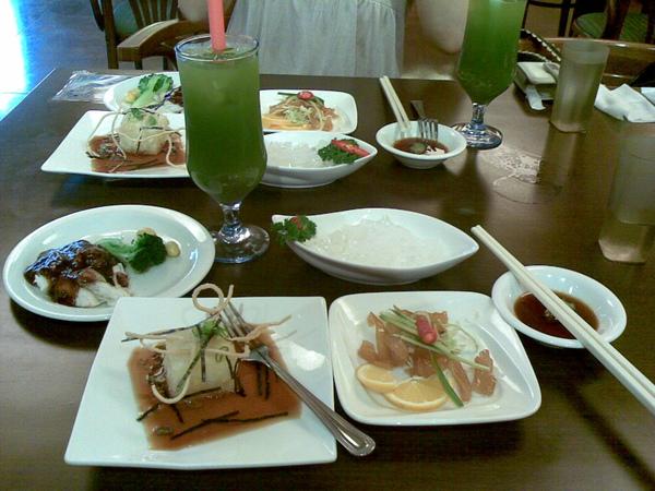 第一天晚餐-曼波魚風味餐-02