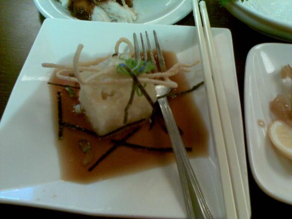 第一天晚餐-曼波魚風味餐-04