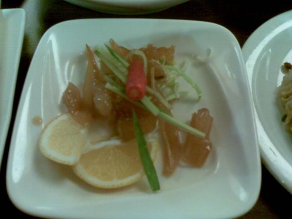第一天晚餐-曼波魚風味餐-05