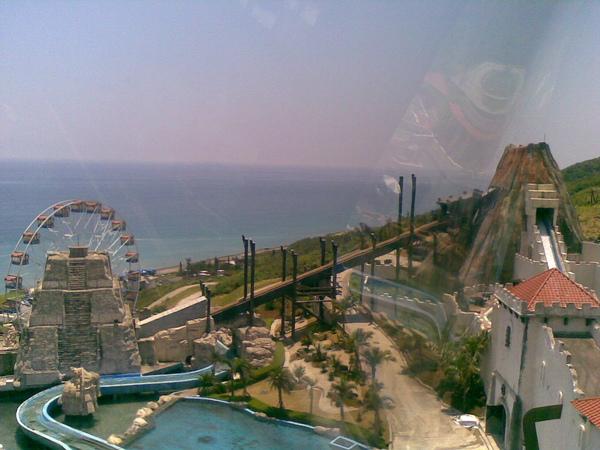 花蓮海洋公園-06 纜車隨手拍