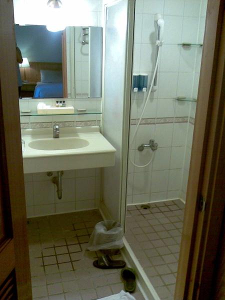 第二天住宿-兆豐農場-04 乾溼分離浴室
