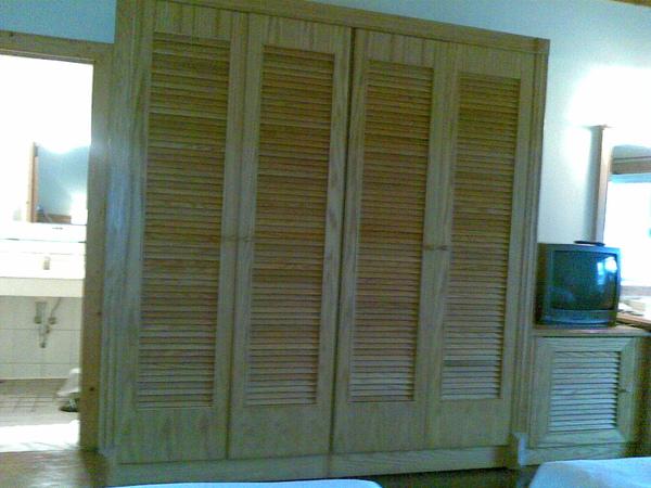 第二天住宿-兆豐農場-05 衣櫥