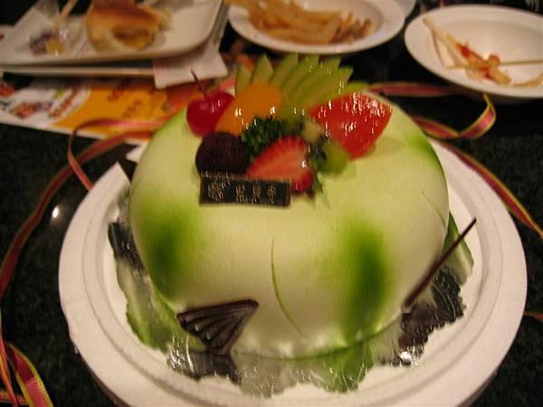 青蘋果蛋糕