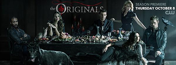 《始祖家庭》The Originals 歐美影集檔案001