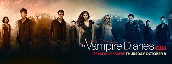 《吸血鬼日記》The Vampire Diaries 歐美影集檔案001