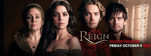 《風中女王》Reign 歐美影集檔案001