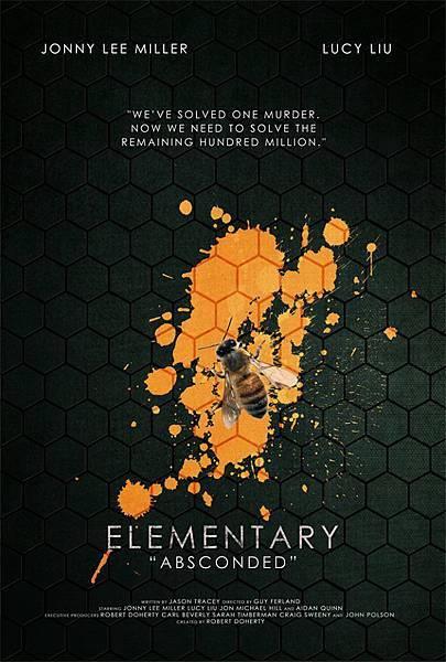 《福爾摩斯:演繹法則》Elementary 歐美影集檔案002