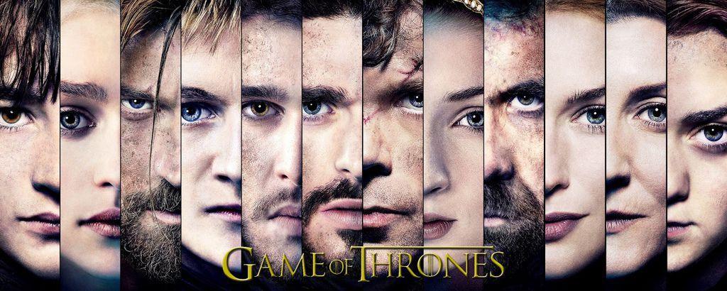《冰與火之歌 權力遊戲》Game Of Thrones歐美影集檔案010