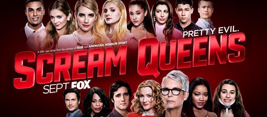 《尖叫女王》Scream Queens歐美影集檔案002