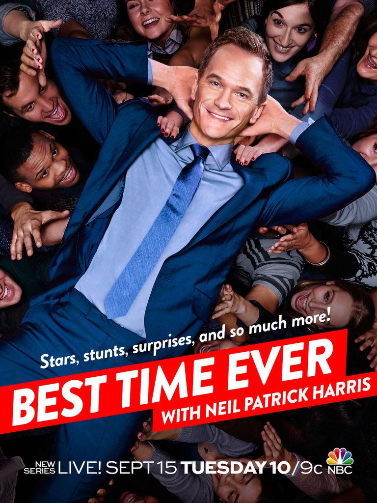 Best Time Ever with Neil Patrick Harris與尼爾帕特里克的最好時光 111線上看