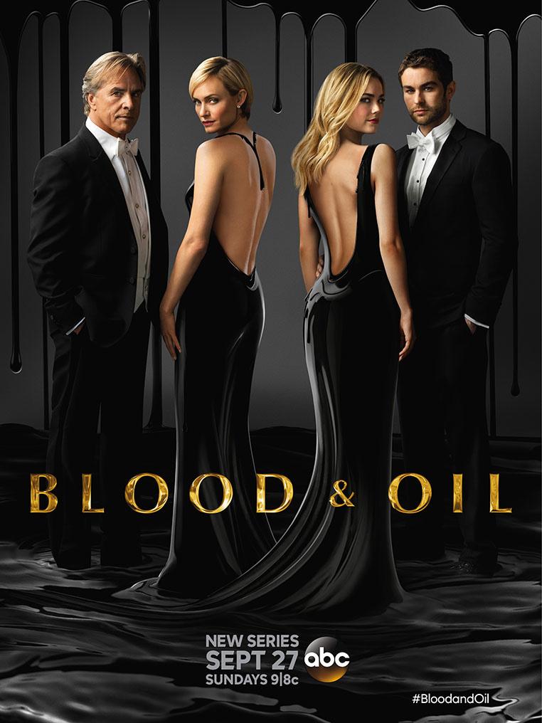 《黑金血淚》Blood & Oil歐美影集檔案001