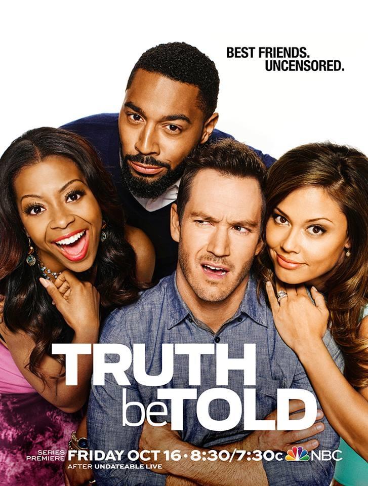 《老實說》Truth Be Told歐美影集檔案002