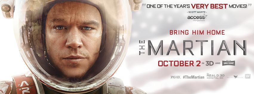 《絕地救援》The Martian 歐美影集檔案001