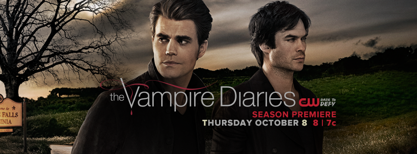 《吸血鬼日記》The Vampire Diaries 歐美影集檔案035