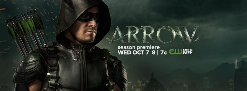 《綠箭俠》Arrow 歐美影集檔案001