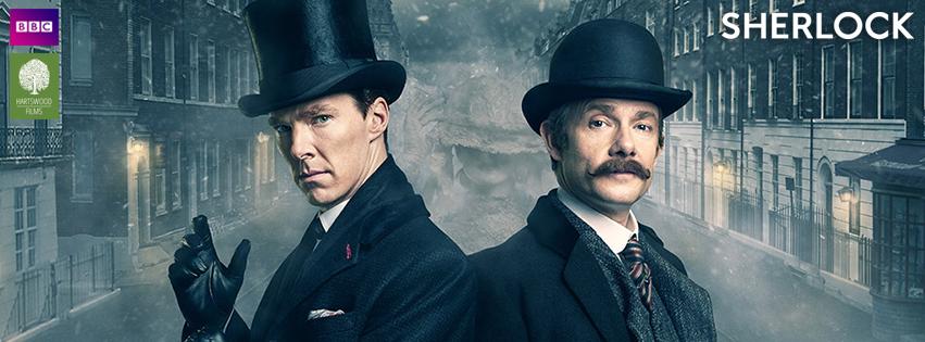 《新世紀福爾摩斯 神探夏洛克》Sherlock歐美影集檔案034