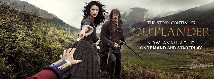 《古戰場傳奇 異鄉人》Outlander 歐美影集檔案001