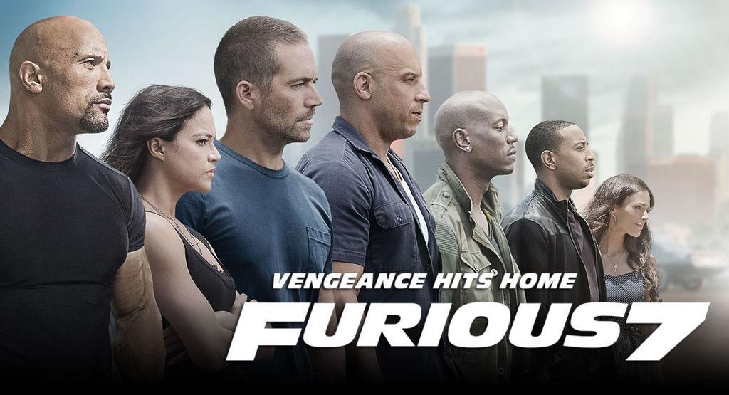 《玩命關頭 速度與激情》Fast & Furious 歐美影集檔案004