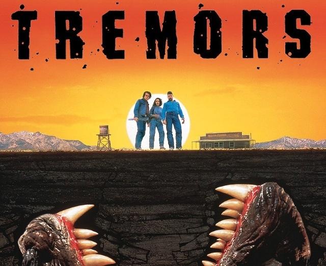 《從地心竄出 異形魔怪》Tremors 歐美影集檔案001