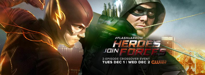 《閃電俠》The Flash 《綠箭俠》Arrow 歐美影集檔案001