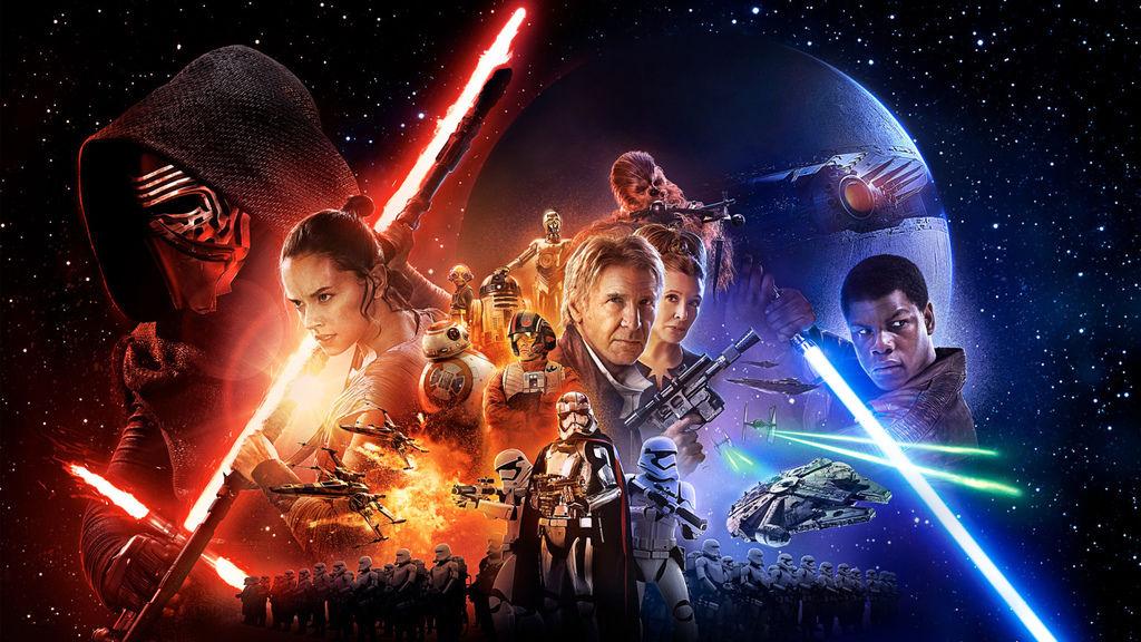 《星際大戰:原力覺醒》Star Wars The Force Awakens 歐美影集檔案004