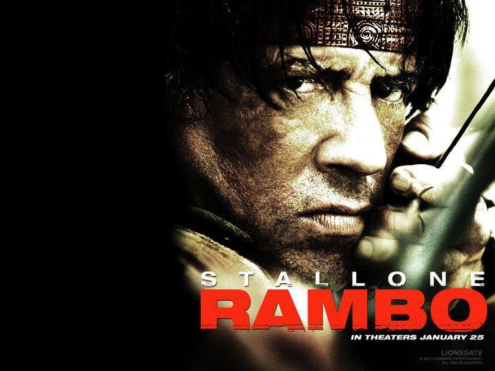 《第一滴血》Rambo 歐美影集檔案001