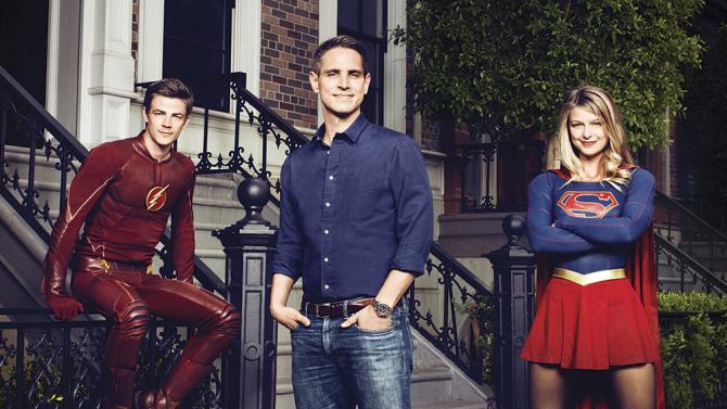 《閃電俠》The Flash《超級少女 女超人》Supergirl 歐美影集檔案001