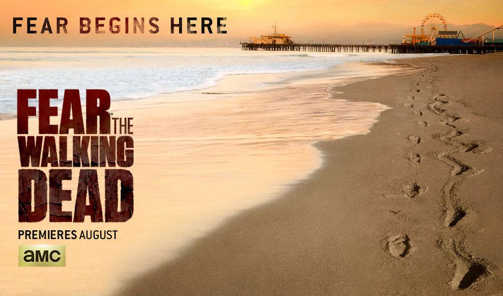《驚嚇陰屍路 顫慄陰屍路》Fear the Walking Dead 歐美影集檔案037