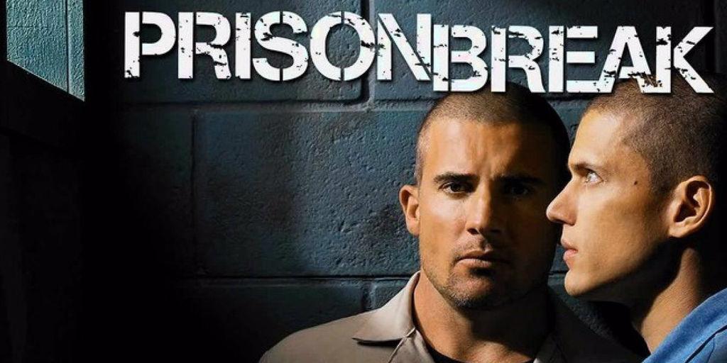 《越獄風雲》Prison Break 歐美影集檔案001