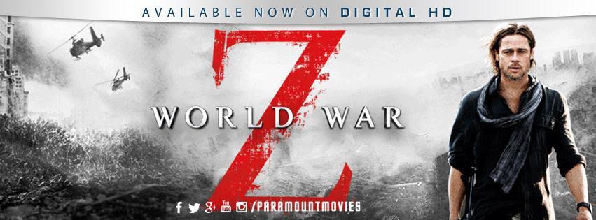 《末日之戰 殭屍世界大戰》World War Z 歐美影集檔案001