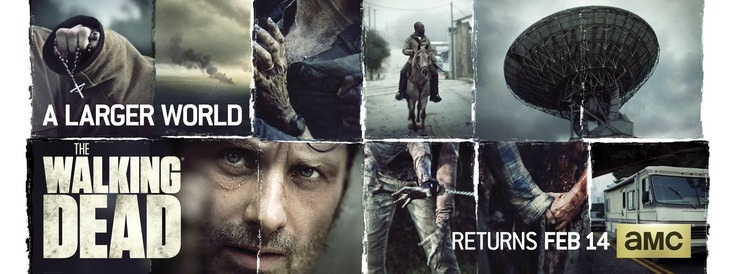 《陰屍路 行屍走肉》The Walking Dead 歐美影集檔案003