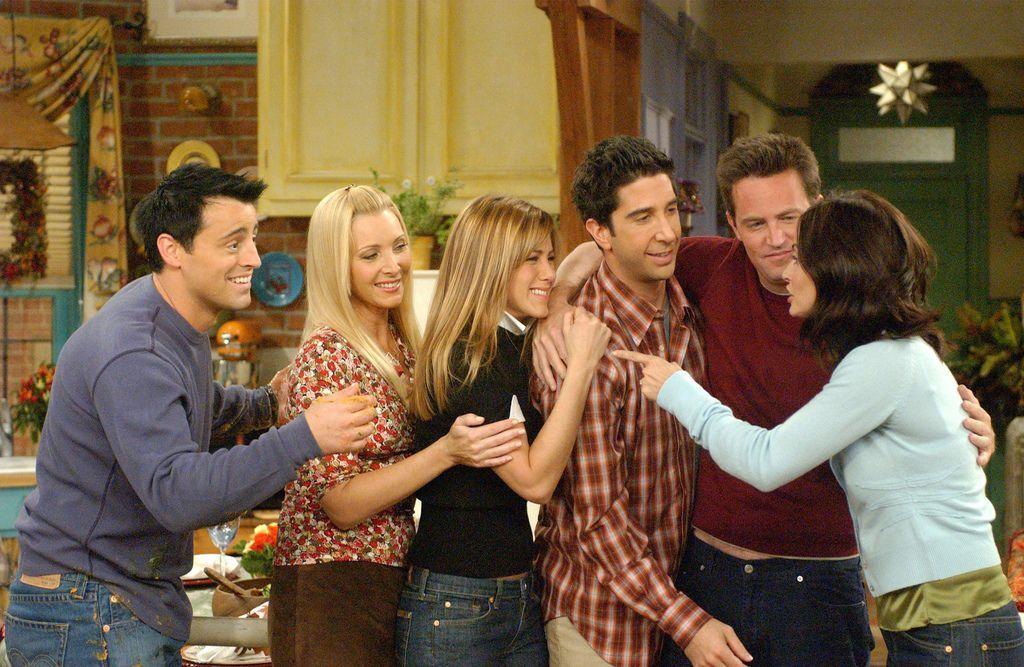 《六人行 老友記》Friends 歐美影集檔案001