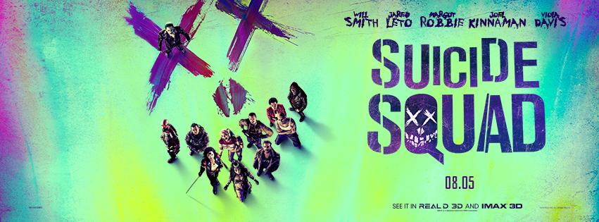 《自殺突擊隊》Suicide Squad 歐美影集檔案001