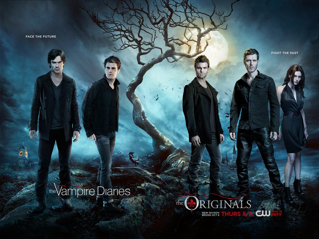 《吸血鬼日記》The Vampire Diaries 歐美影集檔案002