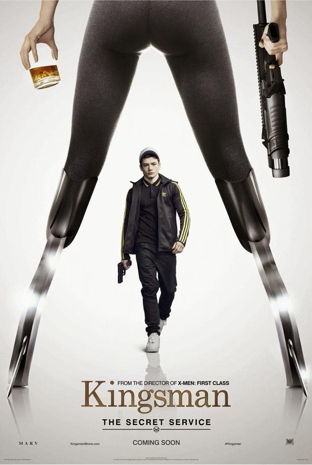 《金牌特務2》Kingsman 2 歐美影集檔案001