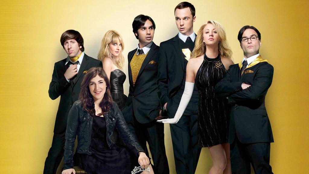 《生活大爆炸 宅男行不行》The Big Bang Theory 歐美影集檔案002