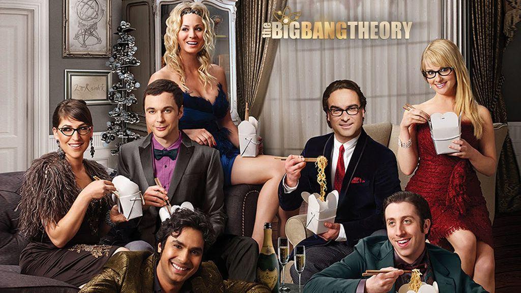 《生活大爆炸 宅男行不行》The Big Bang Theory 歐美影集檔案004