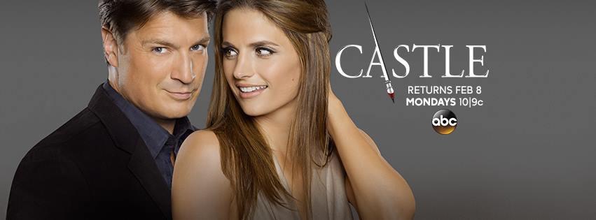《靈書妙探》Castle 歐美影集檔案001