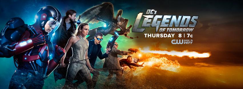 《明日傳奇》Legends Of Tomorrow 歐美影集檔案001